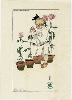 Thumbnail of Original Japanese Woodblock Print by Hyde, Helen